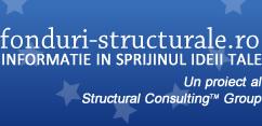 Logo Fonduri Structurale