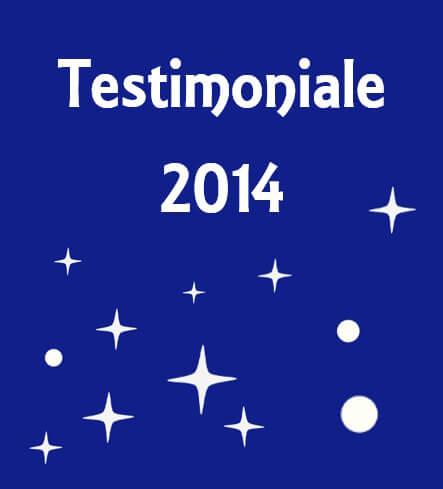 Testimoniale 2014